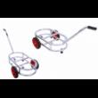 Wózek do przewozu baniek/kanek